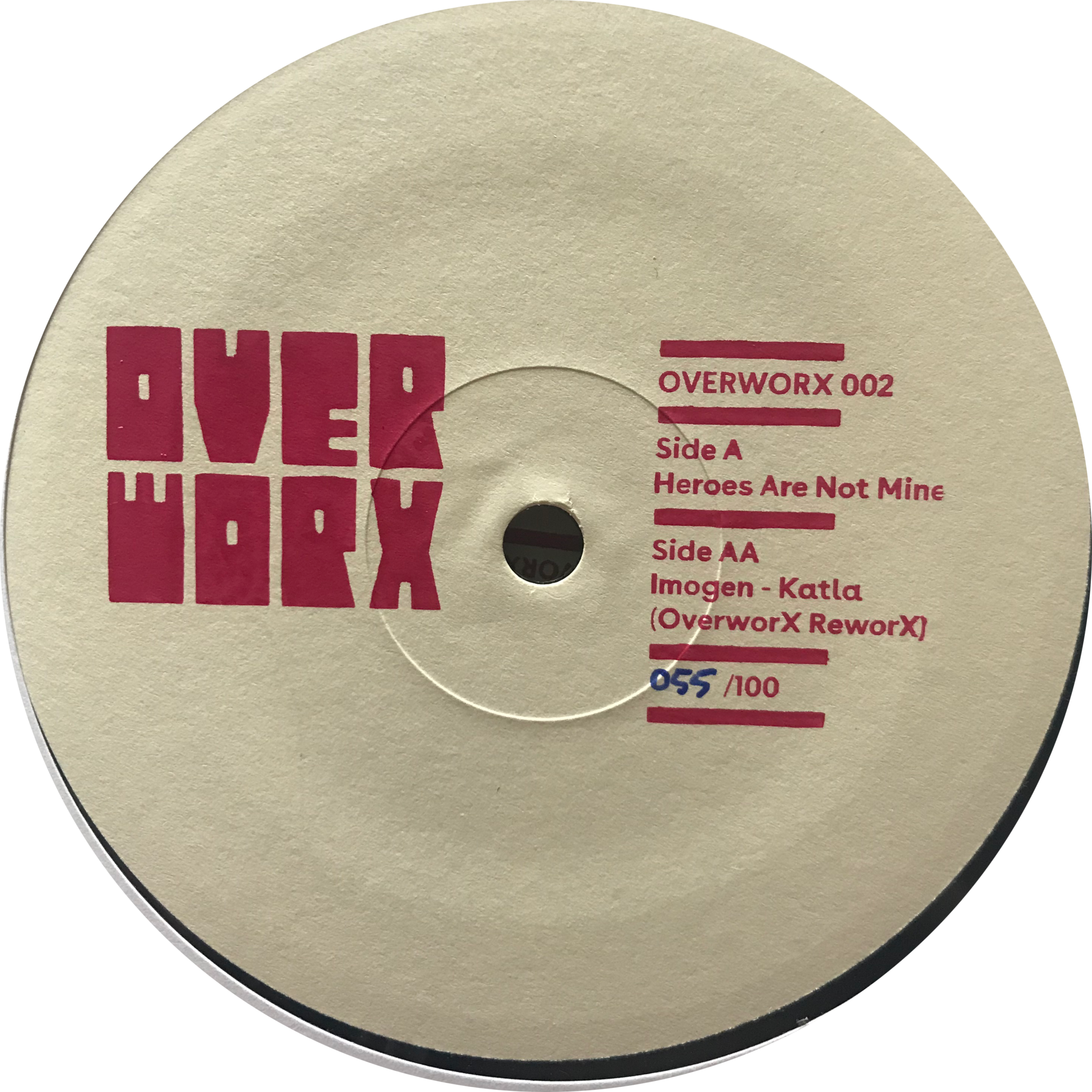 OverworX 002 (Ben Pest Productions) Ultra Limited